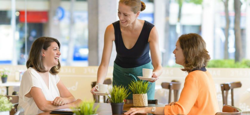 You might need to pay allocated tips to your restaurant waitstaff.