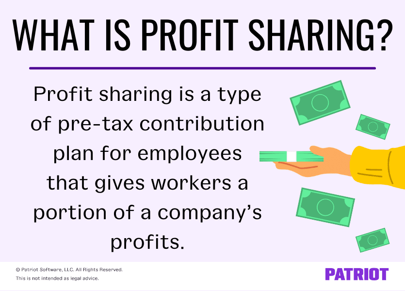 what is profit sharing in business