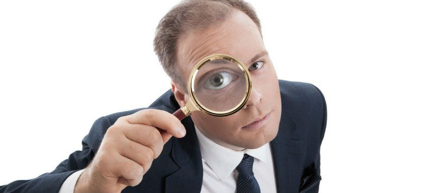 Use due diligence to investigate a small business or product you want to acquire.