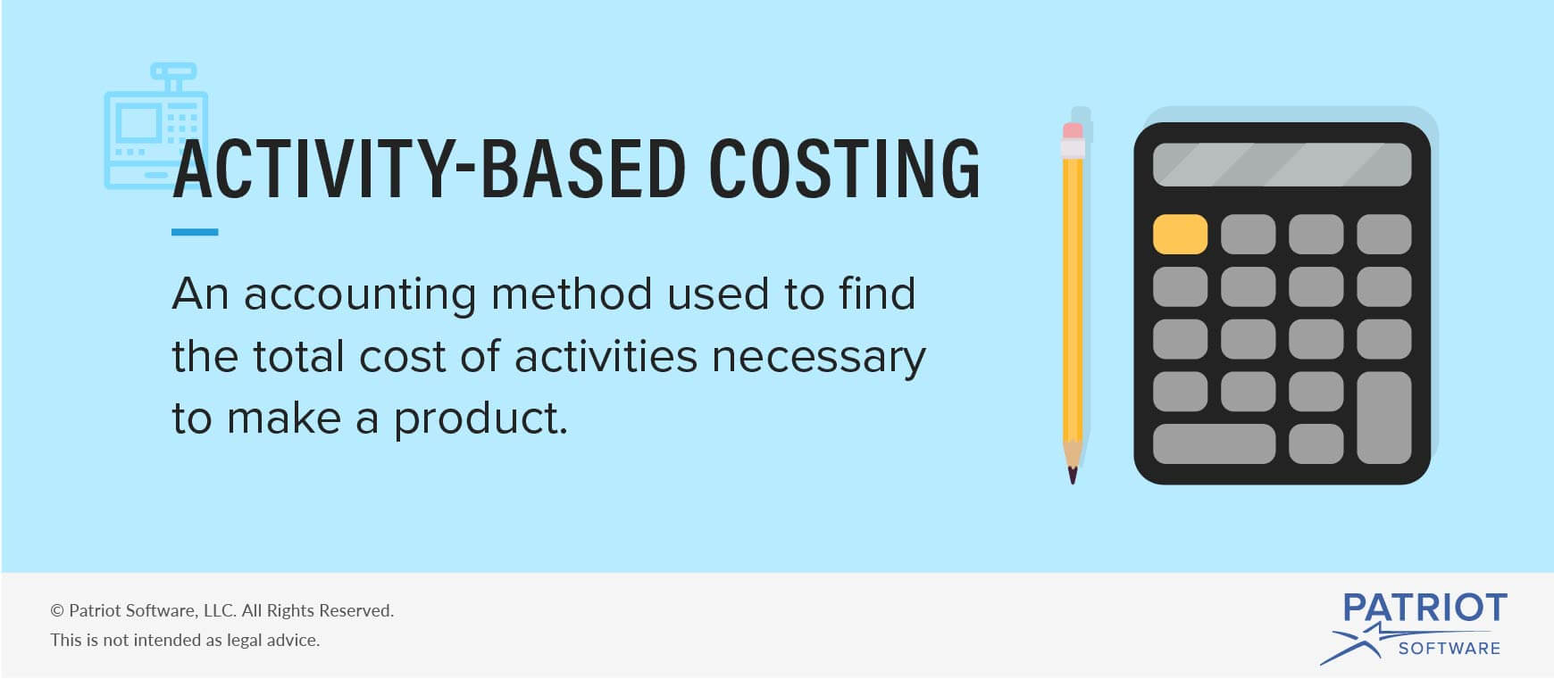 Activity Based Costing Definition Process And Example