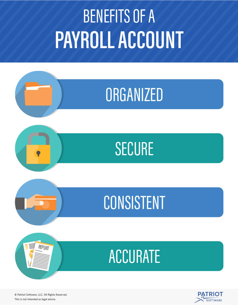 payroll account