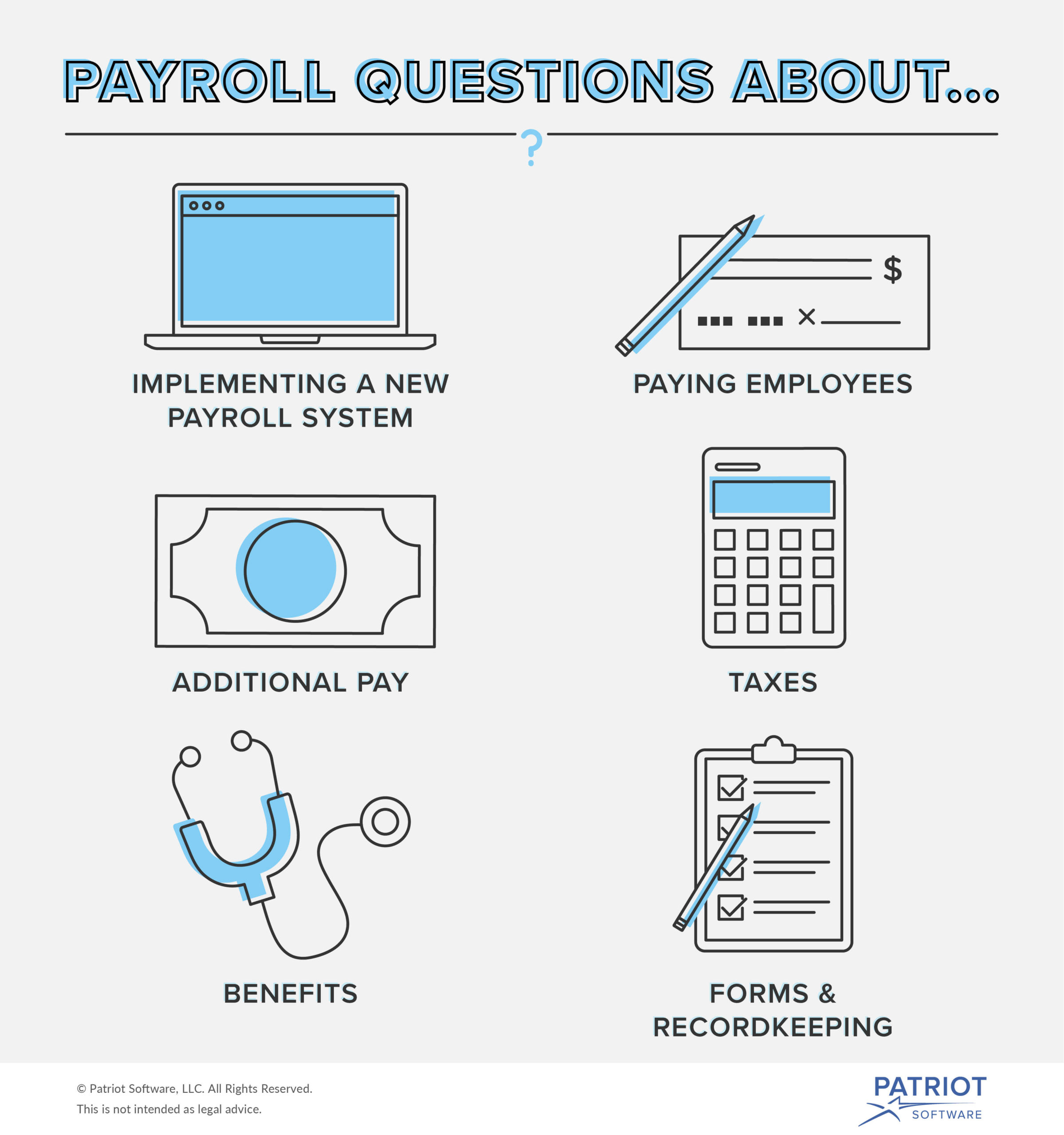 Payroll Questions