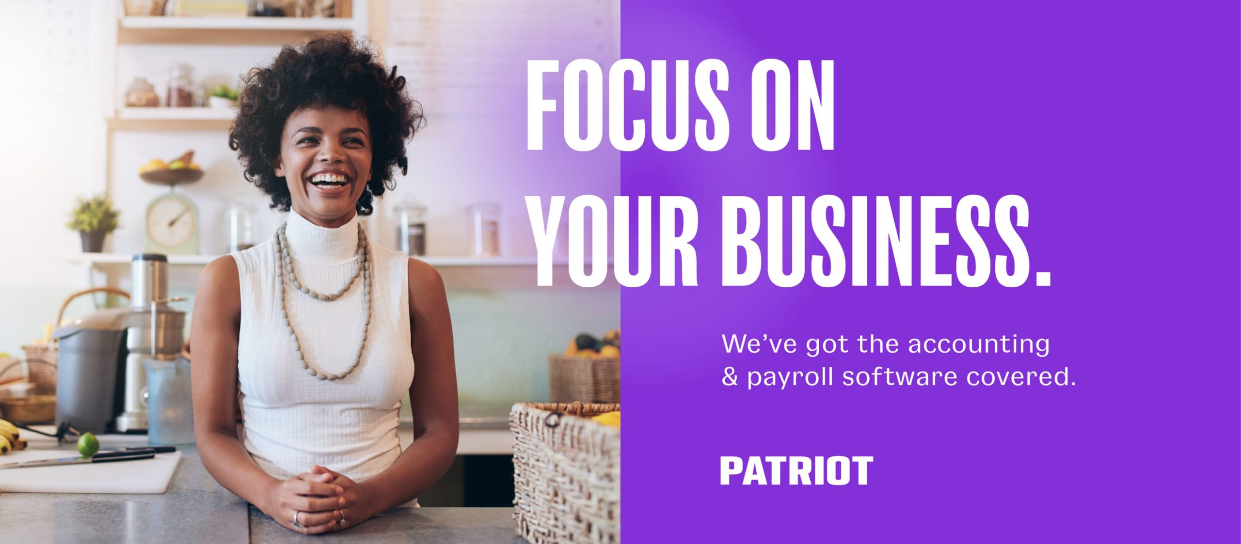 Patriot Premium Accounting Premium Software - Unlock all the accounting features you need to take complete control of your money with Patriot